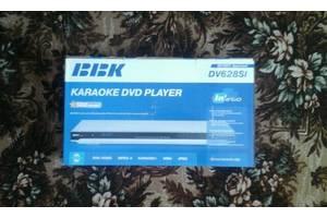 Новые DVD плееры с караоке BBK