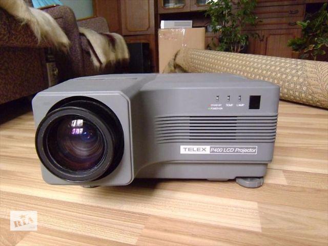 купить бу Відеопроектор TELEX P400 LCD Projector в Коломые