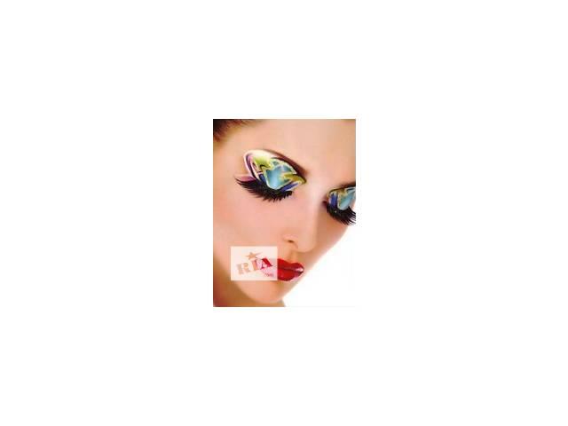 бу Открыт набор на   курсы по визажу епиляции косметологии наращивание ресниц перманентній макияж (татуаж) в Ужгороде
