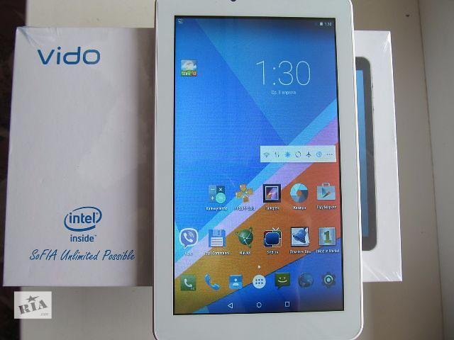 купить бу Vido T99  1гб RAM, 3G, 2-sim. GPS, Intel 64bit в Львове
