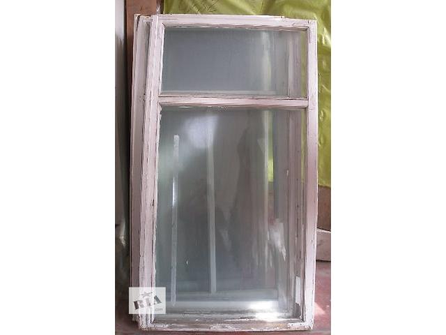 Окна балконные остекленные для теплицы или балкона.- объявление о продаже  в Тернополе