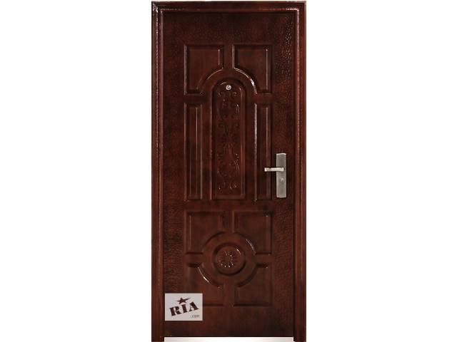 бу Вікна, двері, сходи Двері Металеві двері новий в Львове