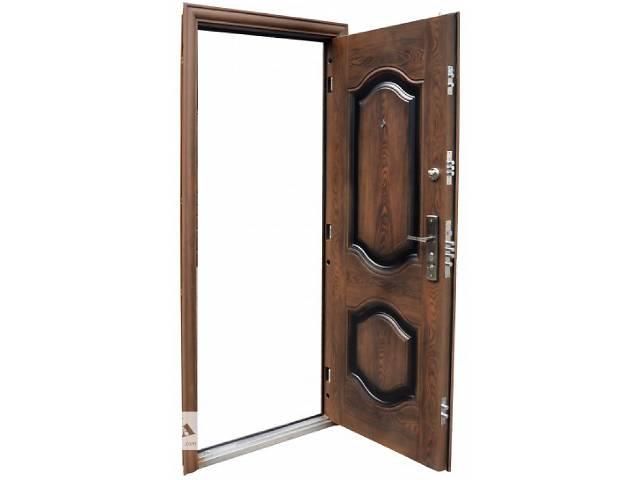 продам Вікна, двері, сходи Двері Металеві двері новий бу в Львове