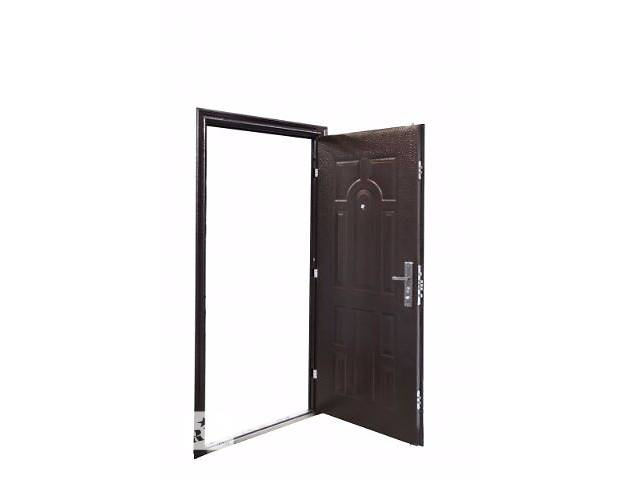 купить бу Двери входные новые в Львове