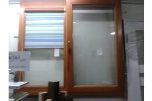 Новые Деревянные окна Veka