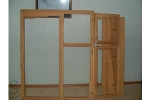 Новые Деревянные окна