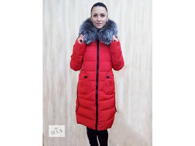купить бу Visdeer 6172 куртка парка зима в Черкассах