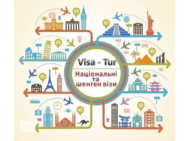 Визовая поддержка. Помощь в открытии визы- объявление о продаже   в Украине