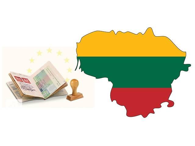 купить бу Візи в Литву з Гарантією!!! в Тернополе