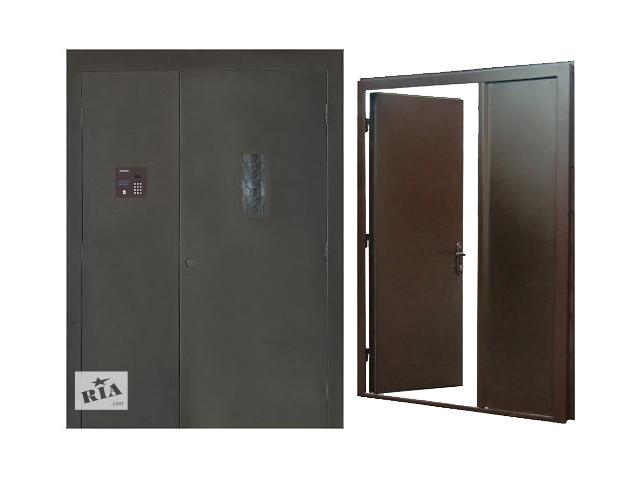 входные подъездные двери с домофоном в подольске