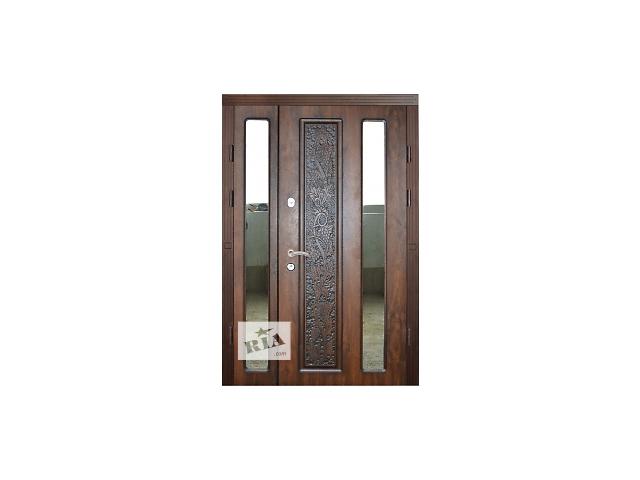 продам Входная уличная дверь 2050х1170 бу в Киеве