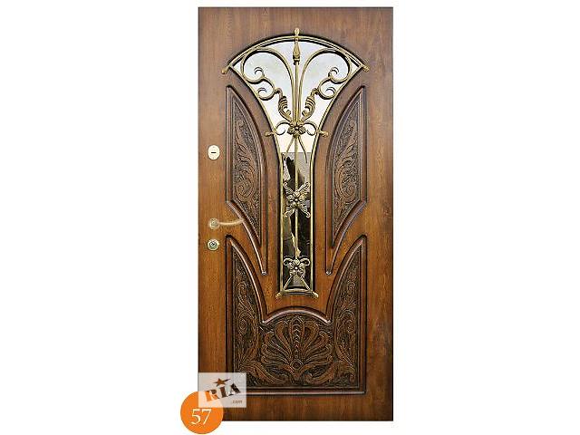 купить бу Входная уличная дверь 970х2050 в Киеве