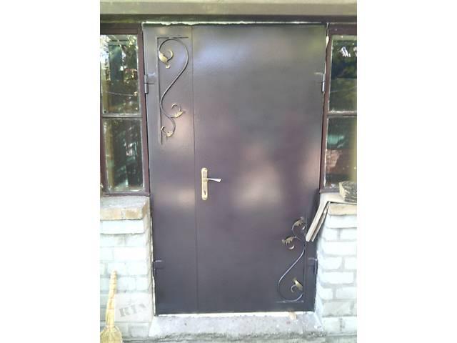 Входные металлические двери- объявление о продаже  в Бердянске