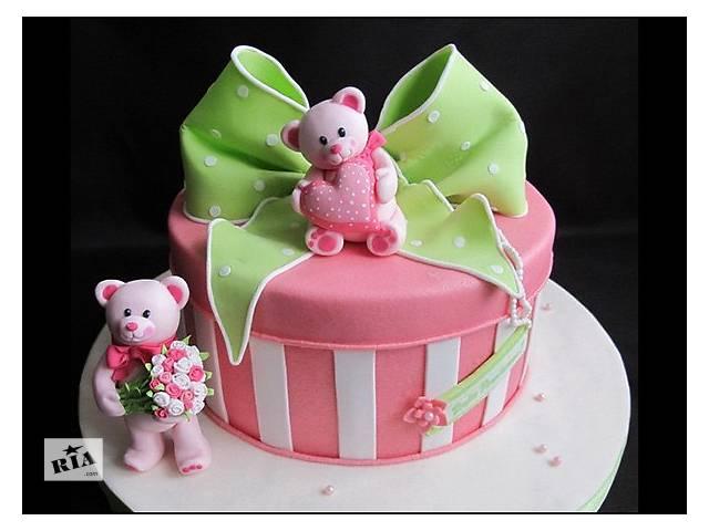 Вкусные торты на заказ- объявление о продаже  в Переяславе-Хмельницком