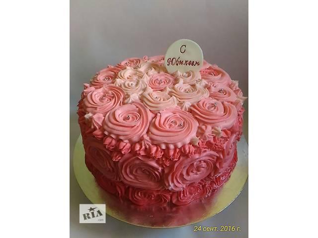 купить бу Вкусные торты в Харькове