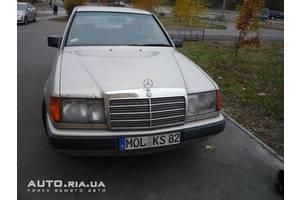 Запчасти Mercedes 124