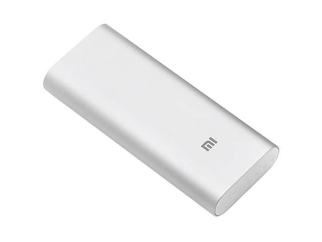 Внешний аккумулятор (Power Bank) Xiaomi Power Bank 16000mAh (NDY-02-AL) Silver Оригинал- объявление о продаже  в Киеве