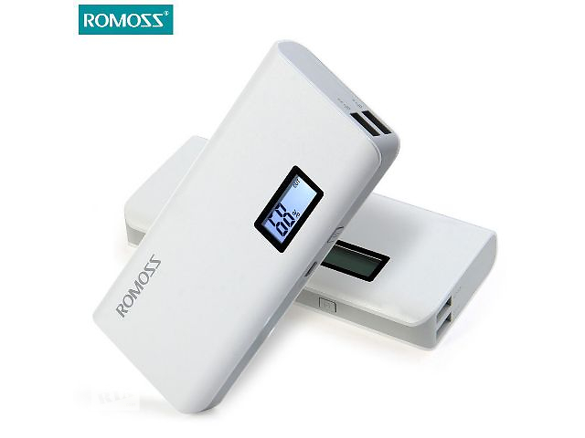 продам Внешний аккумулятор Romoss Sense S4 plus 10400 mAh бу в Львове