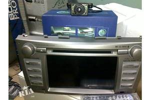 Внутренние компоненты кузова Toyota Camry
