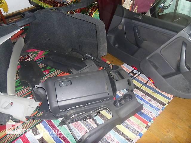 бу  Внутренние компоненты кузова Карта салона  Volkswagen Jetta  2008 в Коломые