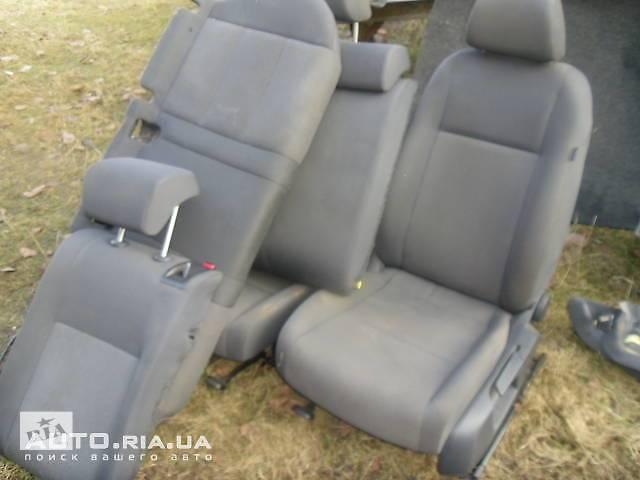продам  Внутренние компоненты кузова Сиденье  Volkswagen Jetta  2008 бу в Коломые