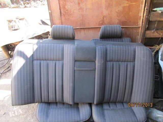 бу Внутренние компоненты кузова Сиденье Легковой Mercedes 124 Седан в Шполе