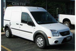Внутренние компоненты кузова Ford Transit Connect