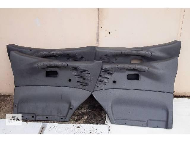 продам внутрішня обшивка \карти\дверей на  Ford Transit 1995-2006рв обшивка дверей на транзит 1998 рв та 2005рв бу в Черновцах