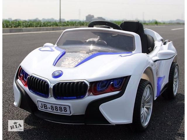 Внимание! Детский электромобиль BMW M 2510 (MP4) ER-1: БЕЛЫЙ- объявление о продаже  в Киеве