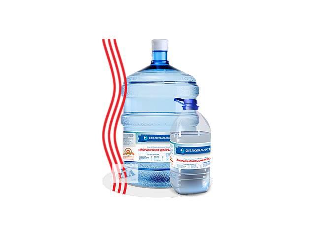 продам Вода питна Моршинська джерело 6 бу в Киеве