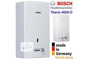 Водонагреватели Проточные газовые водонагреватели новыйПродам газовую колонку Bosch Therm 4000 O W 10-2P Bosch