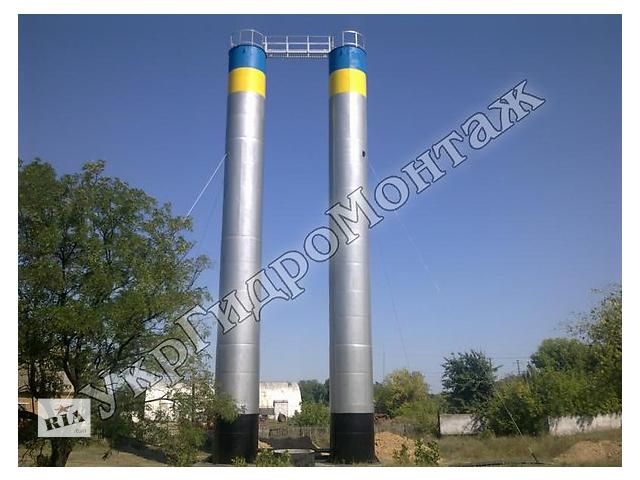 бу Водонапорные башни ВБР-160 Изготовление, монтаж и установка Башен, Запорожье,вся Украина  в Украине