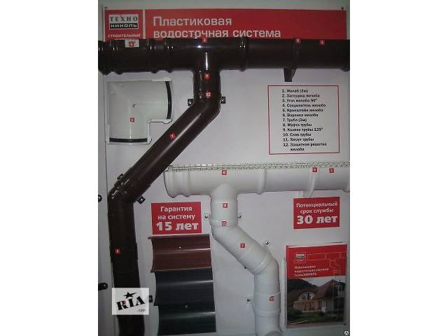 бу Водосточные системы в Луганске и области в Луганске