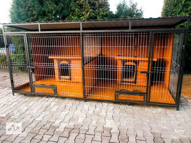 бу Вольеры, клетки для собак и животных в Чернигове