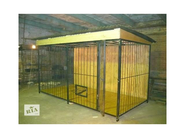 купить бу Вольеры для собак в Одессе