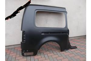 Новые Крылья задние Volkswagen Caddy