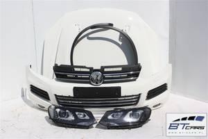 Капот Volkswagen Touareg
