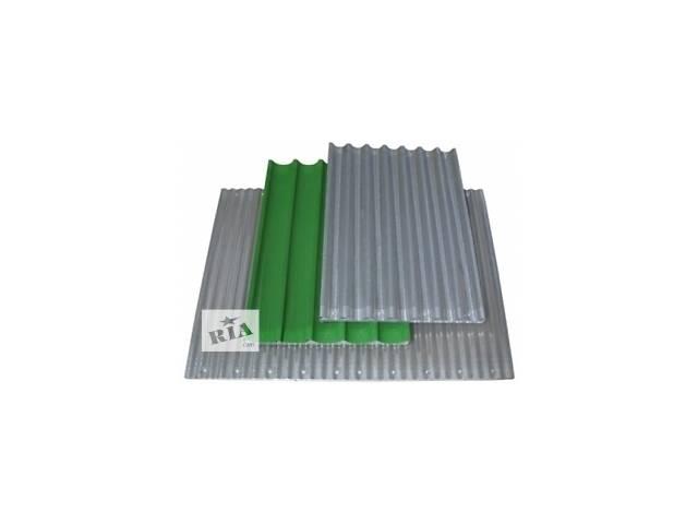 купить бу Волнистые перфорированные противни для выпекания из алюминия в Стрые