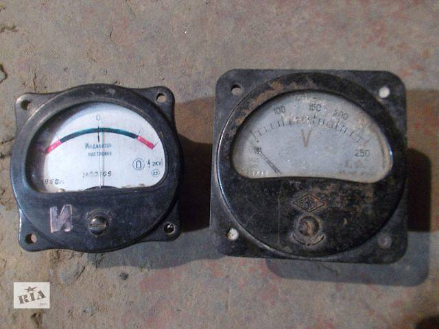 Вольтметр Э421 и индикатор настройки- объявление о продаже  в Каменке-Днепровской