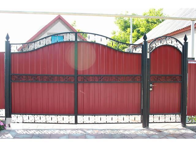 ворота калитки  двери решетки навесы- объявление о продаже  в Днепропетровской области