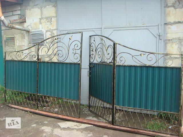Ворота ковані ГОТОВІ- объявление о продаже  в Ровно