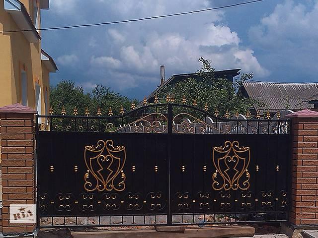 Ворота в Чернигове- объявление о продаже  в Чернигове