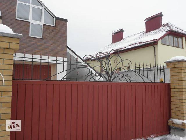 продам Ворота и заборы Ворота распашные новый бу в Виннице