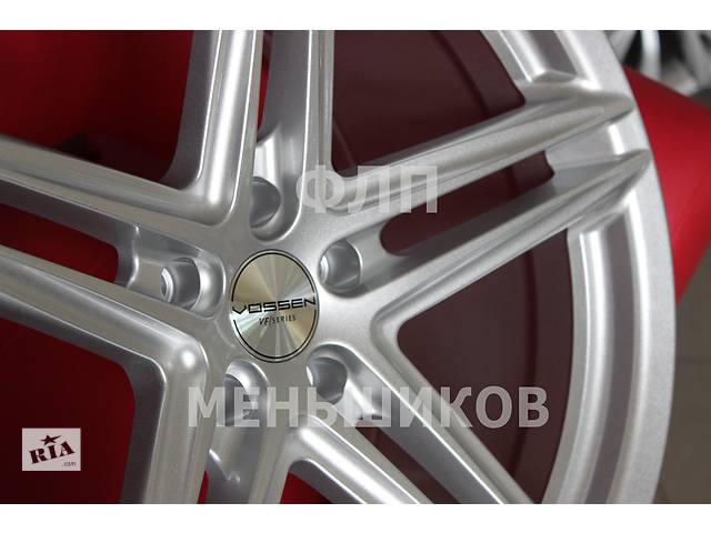 купить бу Vossen VFS5 Новые R20 оригинальные диски для Dodge Caliber, США в Харькове
