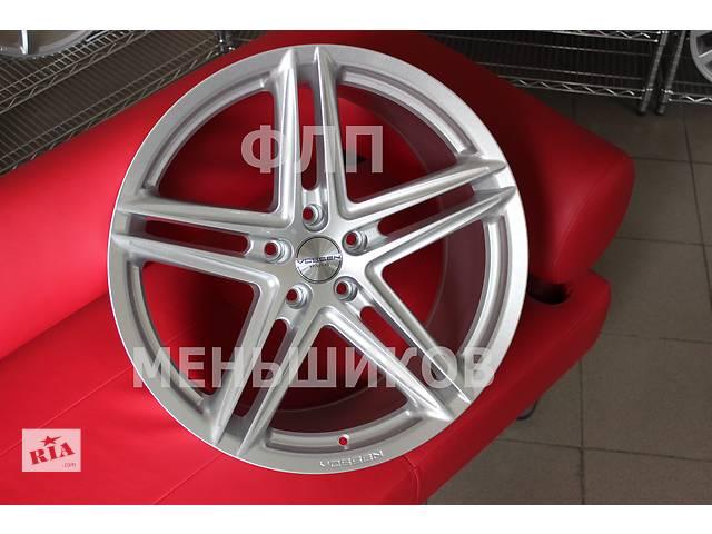 купить бу Vossen VFS5 Новые R20 оригинальные диски для Ford Mustang, США в Харькове