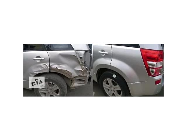 Восстановление авто после ДТП- объявление о продаже  в Полтаве