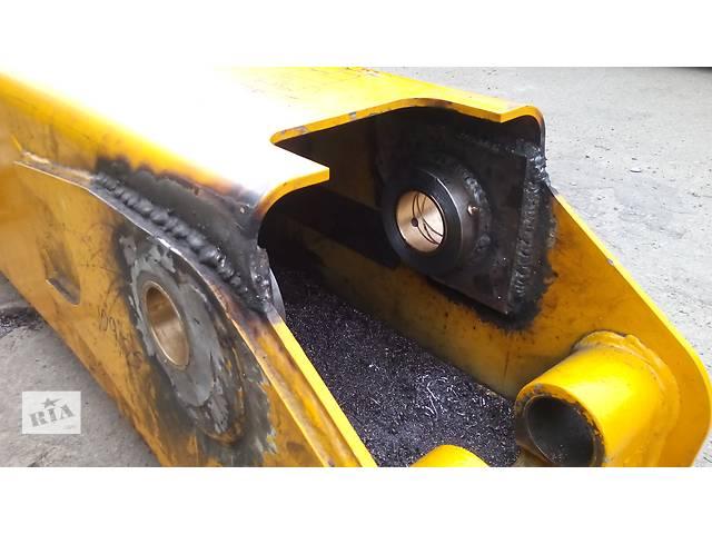 бу Восстановление отверстий, проушин, соосных отверстий любой техники, оборудования  в Украине