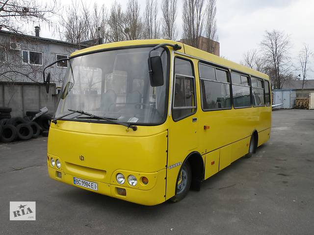 бу Восстановительный ремонт автобусов Богдан ( документы 2017 год).  в Украине