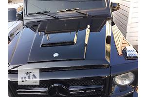 Новые Воздухозаборники Mercedes G-Class