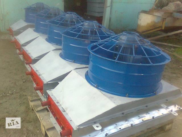 продам Воздушно-отопительные агрегаты АО, СТД, АПВС бу  в Украине